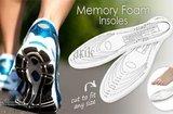 Невероятен комфорт със стелки от мемори пяна Memory Insoles-Други