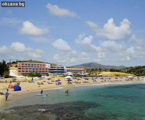 Почивка на остров ТАСОС, хотел Blue Dream Palace Hotel 4* | В чужбина | Варна