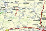 10 дка. земя лице на асфалт с.Лесичери - 23 км. от В. Търнов-Земеделска Земя