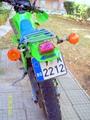 Kawasaki Kmx 125-Мотоциклети, АТВ