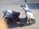 Продавам Електроскутер модел VROMOS-Мотоциклети, АТВ