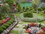 Фирма за озеленяване и аранжиране на градини и дворове-Озеленяване