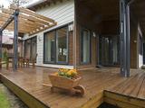 Сглобяеми къщи и алуминиеви парапети-Строителни