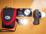 Продавам фотоапарат Fujifilm Finepix Jz250, 16mp, 8х-Фотоапарати