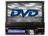 "7"" DVD/USB/SD Player - FM/AM Tuner, AV-Input and Bluetooth-CAR аудио"