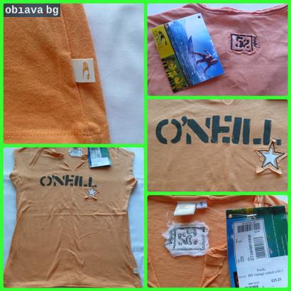 O'neill / О'нийл дамска блуза # Оранжева | Дамски Блузи | Пловдив