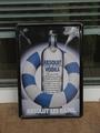 Рекламни метални табели за алкохол уиски водка ракия джин-Колекции