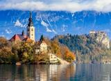 Нова година 2015 в ЛЮБЛЯНА, Словения-В чужбина