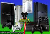 Хакване на  игрови конзоли XBOX360, PS3, Wii, PSP, PS2-Компютърни