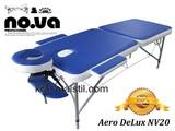 Алуминиева Масажна Кушетка NO.VA Aero DeLux NV20-Оборудване