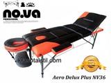Алуминиева масажна кушетка с повдигане NO.VA Aero Delux Plus-Оборудване