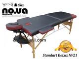 Дървена Масажна Кушетка - преносима NO.VA Standart DeLux NV2-Оборудване