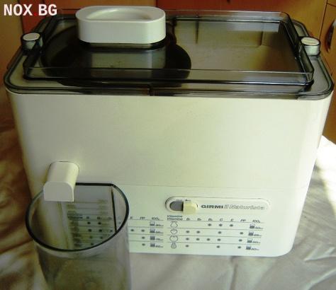 Сокоизтисквачка GIRMI-произведена в Италия | Кухненски роботи | Варна
