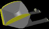 Кофа за Мотокар/Електрокар присъединена към вилици-Части и Аксесоари