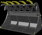 Специализирани кофи за челни товарачи-Части и Аксесоари