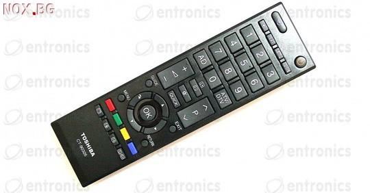 TOSHIBA CT-90326 - дистанционно управление за LCD телевизор | Телевизори | Русе