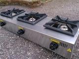 Котлони на газ професионални тройка за готвене специално за-Печки