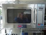 Микровълнова  фурна  професионална за заведения 30 литра-Микровълнови фурни