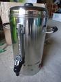 Уред за приготвяне на чай 7–L от неръждавейка за заведения-Кафемашини