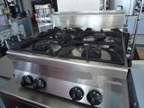 Котлон на газ професионален BARTSCHER  четворка за готвене-Котлони