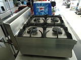 Професионален котлон на газ тройка за готвене Турция-Котлони