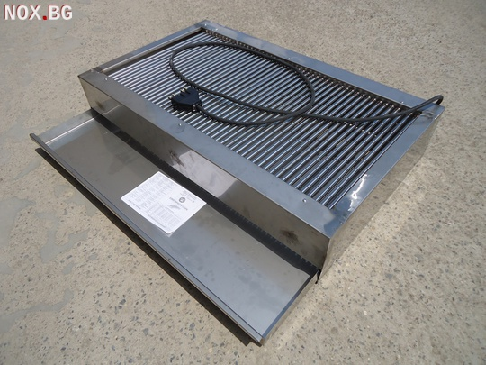 Скари тръбни голям размер от неръждавейка на ток | Печки | Хасково