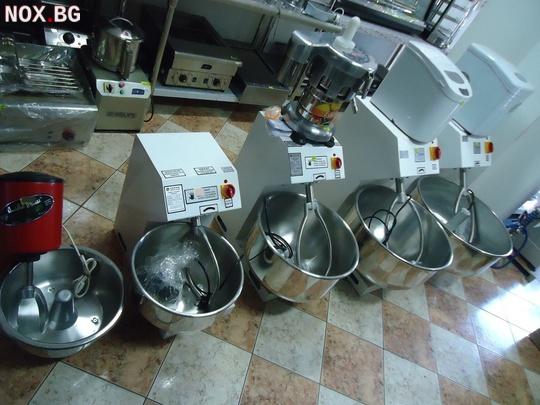 Тестомесачки тип Вилични Нови | Кухненски роботи | Хасково