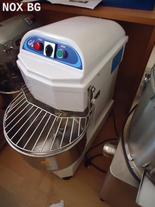 Тестомесачка НОВА 21 литр. 8 кг. тесто тип спирална | Кухненски роботи | Хасково