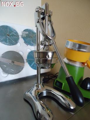 Сокоизстисквачки ръчни и автоматични за цитросови плодове | Кухненски роботи | Хасково