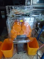 Фреш машина демонстрационна два модела-Кухненски роботи