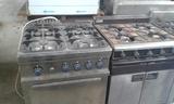 Готварски фурни на газ втора употреба професионални-Фурни