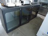 Рекламни витрини под-барови втора употреба и нови,под плотов-Други