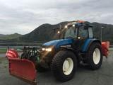 Трактор  New Holland TM 135, 139 k.c.-Селскостопански