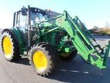 Трактор John Deere 6420, 2001g, 120k.c.-Селскостопански