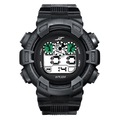 Нов спортен часовник с хронометър аларма много функции изгодно-Мъжки Часовници