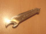 Старо джобно ножче SOLINGEN - рекламно BECKS & BEER № 785-Колекции