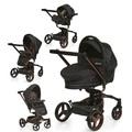 Детска количка 3в1 Hauck Twister Trio Set – с въртяща се основа-Детски Колички