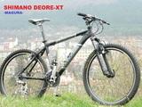 """Алуминиев планински велосипед 26""""-Спортни Съоръжения"""