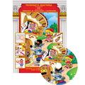 Детски книжки с апликации и компактдиск-Детски Играчки