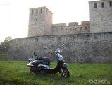 VESPA Електрически скутер 1500 Watt Retro E-Scooter-Мотоциклети, АТВ