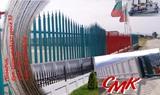 Метални врати, парапети, огради-Строителни