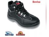 Водозащитни италиански обувки Бовиса-Официални Мъжки Обувки