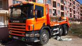 Извозване на строителни отпадъци-Транспортни