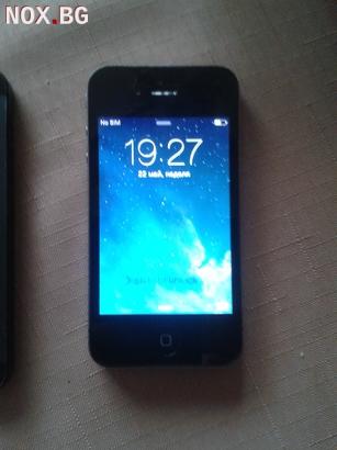 Продавам iphone-4 | Мобилни Телефони | Бургас