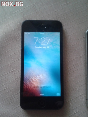 Продавам iphone-5   Мобилни Телефони   Бургас