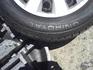 4 бр. железни джанти, с летни гуми и тасове Митсубиши | Гуми с Джанти  - Ямбол - image 2