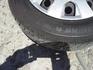4 бр. железни джанти, с летни гуми и тасове Митсубиши | Гуми с Джанти  - Ямбол - image 3