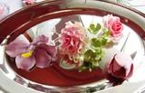 """Сладка захарна декорация от """"НОВА Кетъринг"""", цветя от фондан-Храна и Ресторанти"""