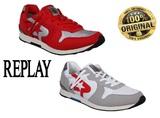 42 и 44 номер оригинален REPLAY модел ParkRose-Мъжки Спортни Обувки