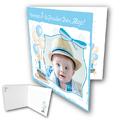 Индивидуална картичка за Вашето дете-Реклама и печат